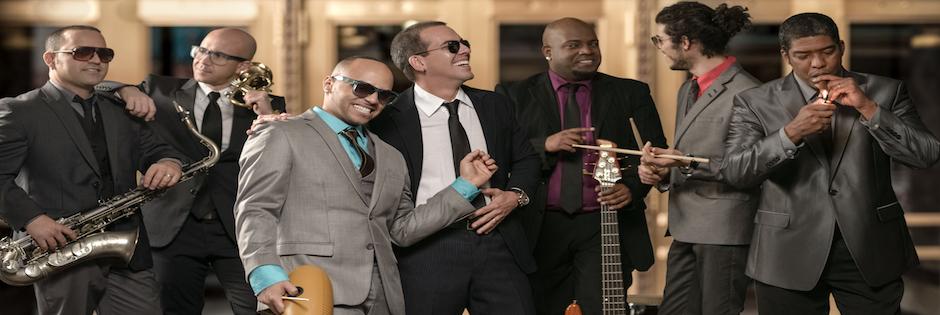 TIEMPO LIBRE - Cuban jazz @ Wine, Jazz & World FETE | OK